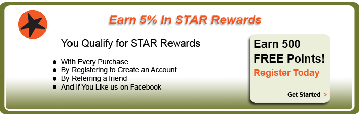 Earn Star Rewards